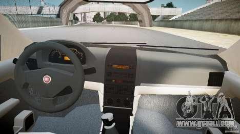 Fiat Albea Sole (Bug Fix) for GTA 4 side view