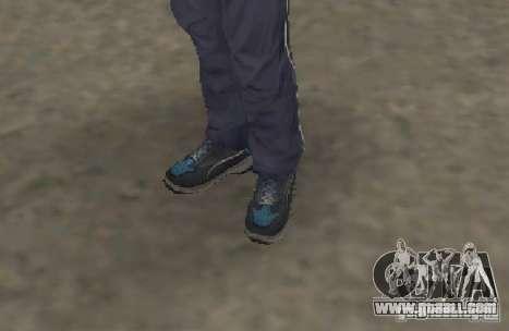 Cj Gopnik for GTA San Andreas sixth screenshot