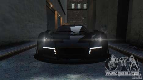 Gumpert Apollo Sport 2011 v2.0 for GTA 4
