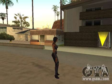 Archlight Deadpool The Game for GTA San Andreas forth screenshot