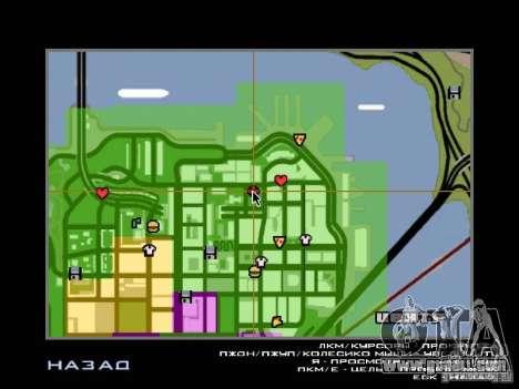 Villa in San Fierro for GTA San Andreas eleventh screenshot