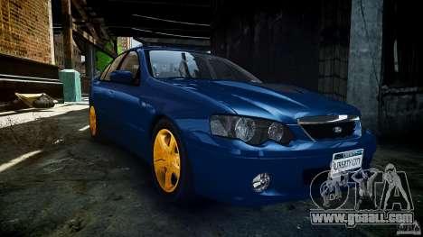 Ford Falcon XR8 2007 Rim 2 for GTA 4
