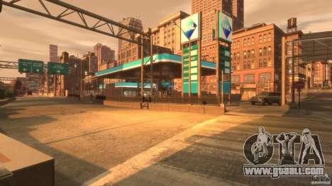 Aral Tankstelle for GTA 4 second screenshot
