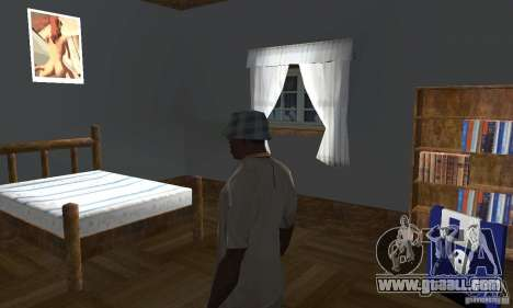 New Interiors - Mod for GTA San Andreas seventh screenshot