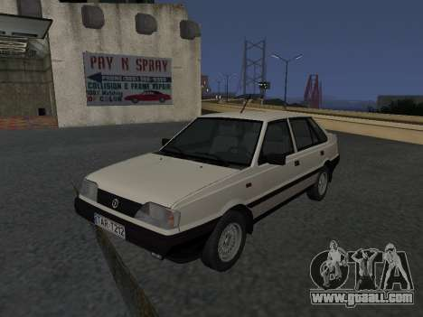 FSO Polonez Atu 1.4 GLI 16v for GTA San Andreas side view