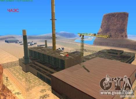 Chernobyl v. 1 for GTA San Andreas