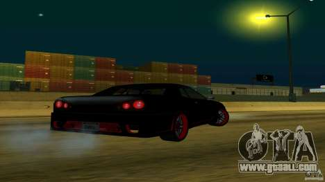 New elegy v1.0 for GTA San Andreas left view