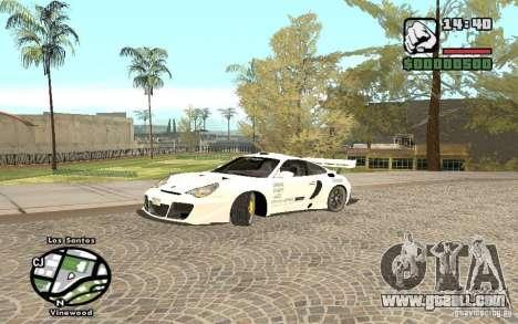 Porsche 911 Turbo S Tuned for GTA San Andreas
