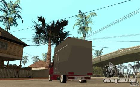 Volkswagen Crafter Case Closed for GTA San Andreas