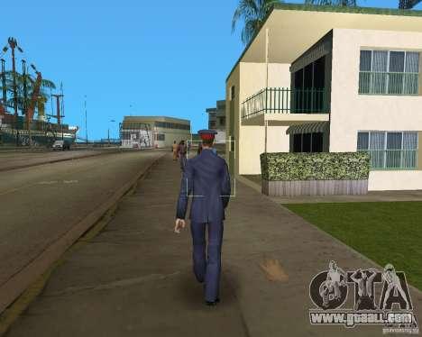 Russian COP for GTA Vice City second screenshot