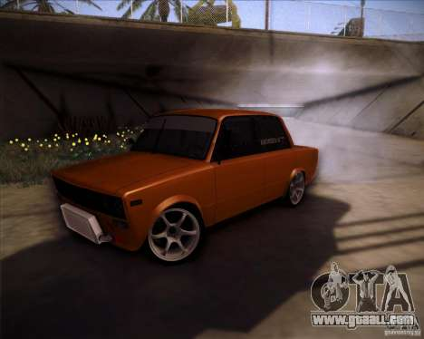 VAZ 2106 drift for GTA San Andreas