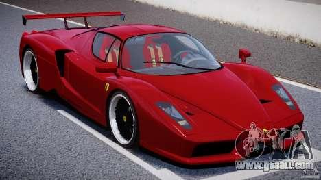 Ferrari Enzo for GTA 4 interior