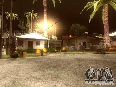 Atomic Bomb for GTA San Andreas eighth screenshot