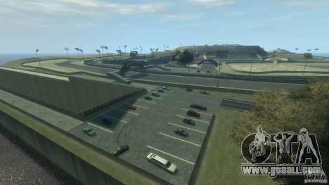 Laguna Seca v1.2 for GTA 4 forth screenshot