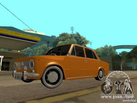 VAZ 2101 Restored for GTA San Andreas