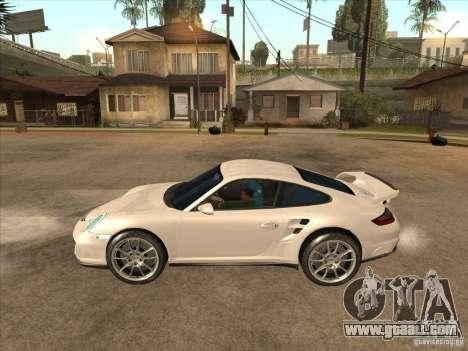Porsche 911 GT2 for GTA San Andreas left view