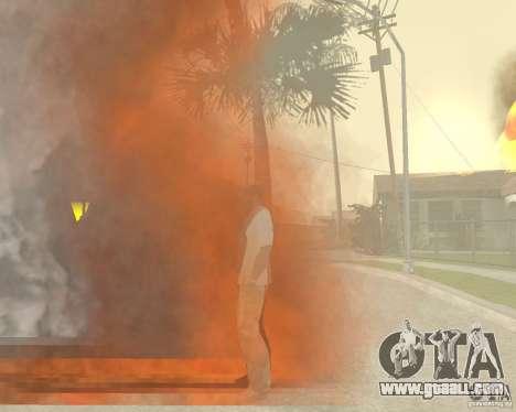 Tornado for GTA San Andreas forth screenshot