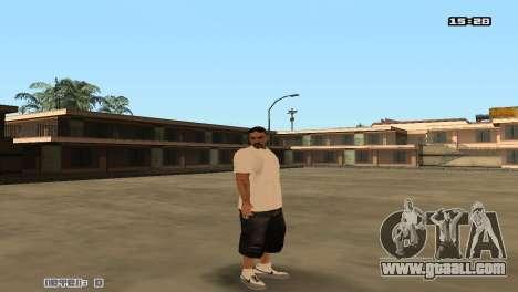 Los Santos Vagos for GTA San Andreas second screenshot