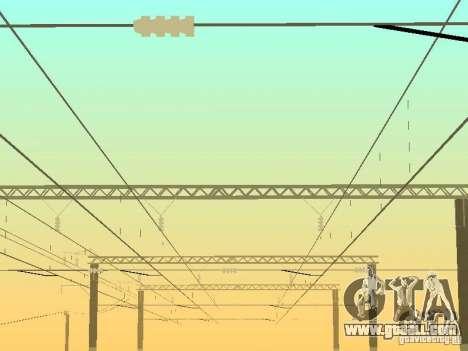Contact network support v. 2 for GTA San Andreas third screenshot