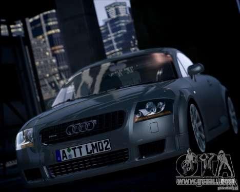 Audi TT 2004 for GTA 4 back left view