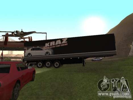 New trailer for GTA San Andreas upper view