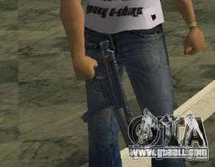 Max Payne 2 Weapons Pack v1 for GTA Vice City seventh screenshot
