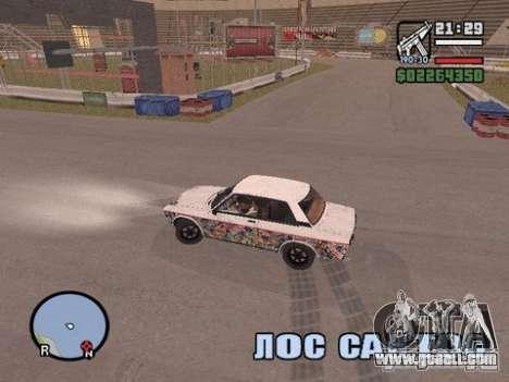 Hazyview for GTA San Andreas third screenshot