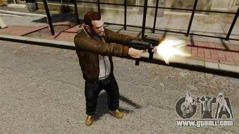 Dual spec for GTA 4 fifth screenshot