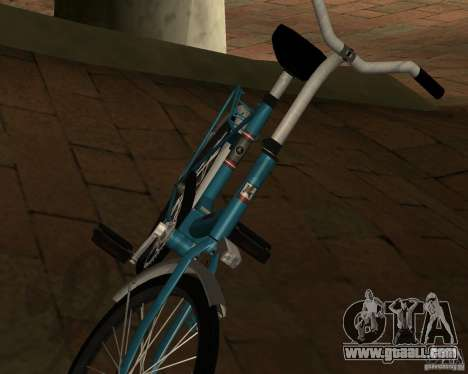 Romet Wigry 3 for GTA San Andreas left view