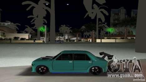 Zastava 110 GT for GTA Vice City back view