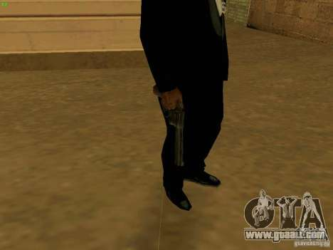 44.Magnum for GTA San Andreas third screenshot