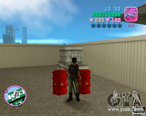 Stalker for GTA Vice City seventh screenshot