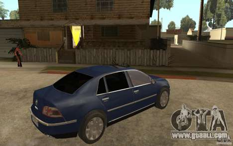 Volkswagen Phaeton 2005 for GTA San Andreas right view