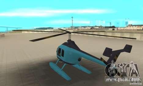 New Seaspar for GTA San Andreas