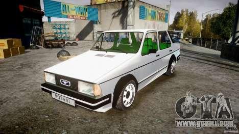 Volkswagen Jetta 1981 for GTA 4
