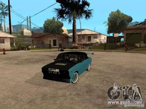 Lada Vaz 2107 Drift for GTA San Andreas