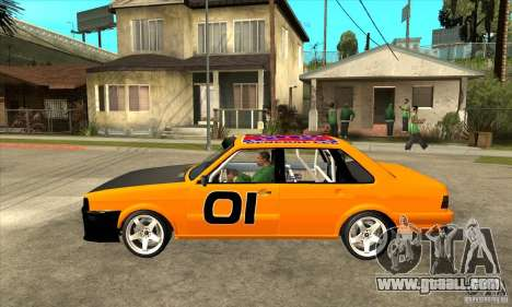 Audi 80 for GTA San Andreas left view