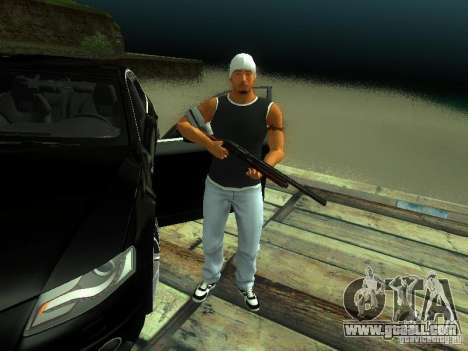 Boy in FBI 2 for GTA San Andreas