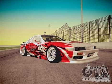 Nissan Silvia S13 Daijiro Yoshihara for GTA San Andreas
