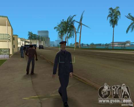 Russian COP for GTA Vice City forth screenshot