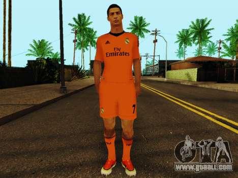 Cristiano Ronaldo v3 for GTA San Andreas
