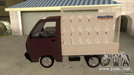 Suzuki Carry 4wd 1985 Abastible for GTA San Andreas left view