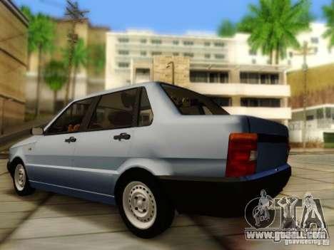 Fiat Premio Edit for GTA San Andreas left view