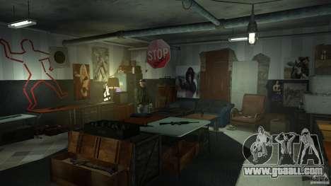 Retextured Broker Gunshop for GTA 4 second screenshot