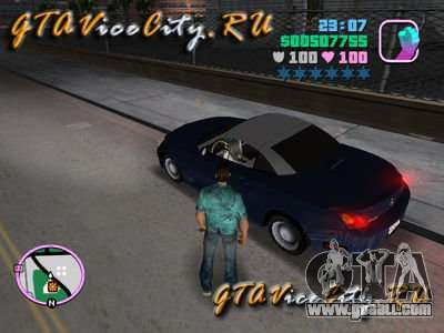 Lexus for GTA Vice City