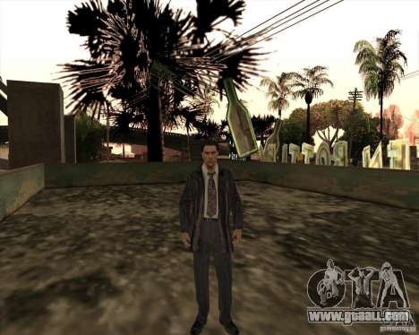 White Grooves for GTA San Andreas seventh screenshot