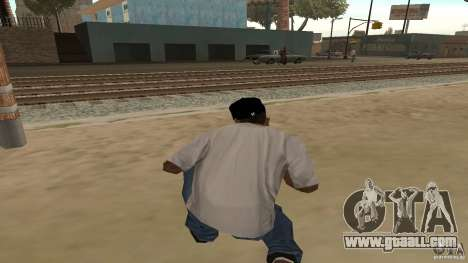 Cap 228 for GTA San Andreas second screenshot