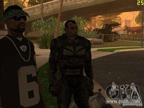 Of Pripyat for GTA San Andreas third screenshot