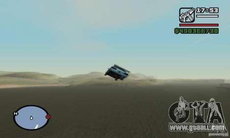 The Springboard for GTA San Andreas