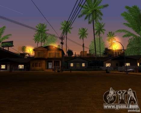 Real World ENBSeries v4.0 for GTA San Andreas forth screenshot
